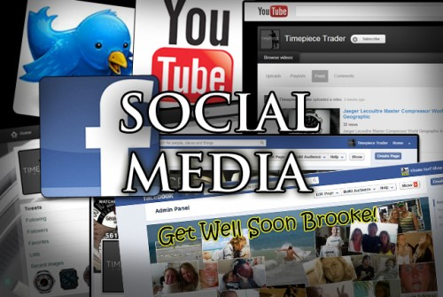 FACEBOOK | YOUTUBE | TWITTER